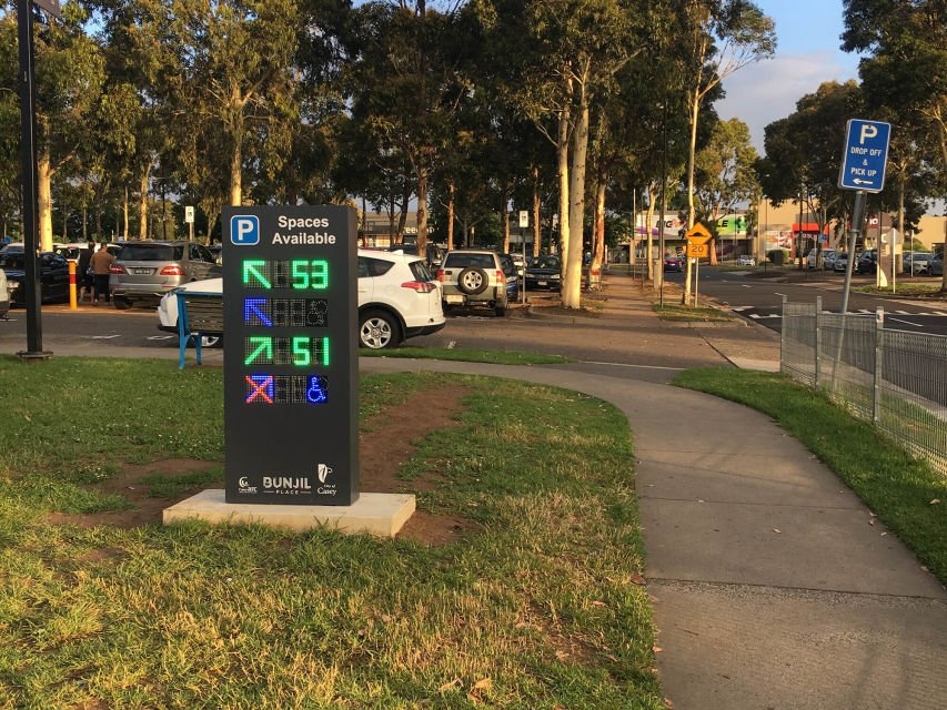 Telstra can now confidently include an intelligent parking system to their suite of offerings