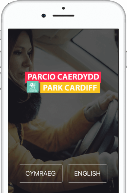 Smart Parking's multi-lingual Park Cardiff app can be downloaded here