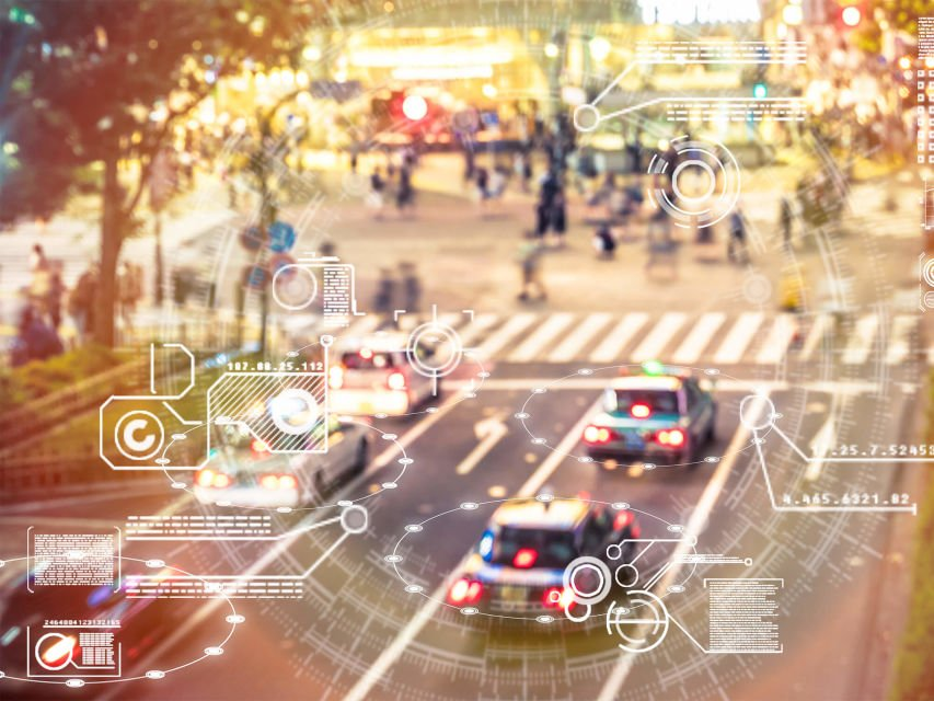 How Smart Parking delivers our smart city integration technology