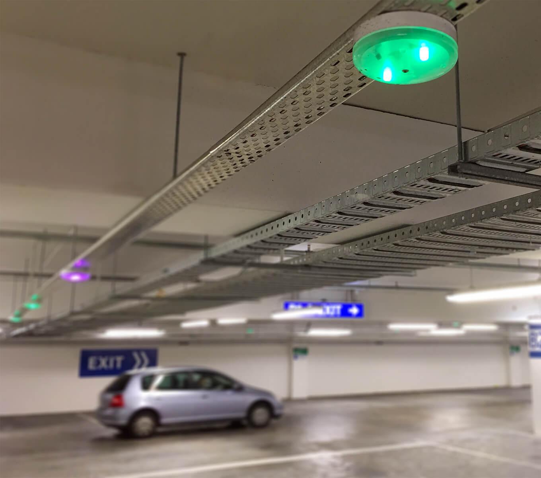 Vehicle Detection Sensors Smart Parking