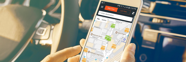 SmartApp - Smart Parking