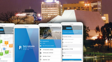 Smart Parking and City of Adelaide have developed a smart city parking solution and app.