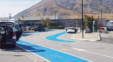 Queenstown International Airport looks to extend its suite of parking technology